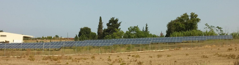 συντήρηση φωτοβολταϊκών πάρκων