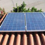 Φωτοβολταϊκά σε στέγη