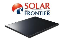 Solar Frontier panel 150W
