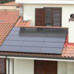 φωτοβολταϊκά πάνελ Solar Frontier CIS σε στέγη