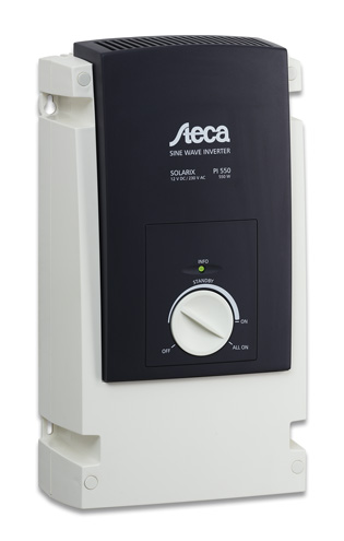 Inverter αυτόνομων Steca Solarix PI