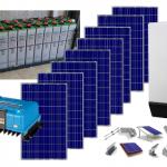 Αυτόνομο φωτοβολταϊκό πακέτο Ultra Solar