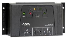 Ρυθμιστής φόρτισης με θύρα USB Steca solsum 2525 και 4040