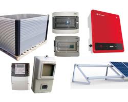 Πακέτο φωτοβολταϊκά για net metering – αυτοπαραγωγή ενέργειας