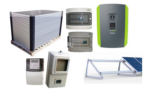Φωτοβολταϊκά πακέτα Net Metering για ενεργειακό συμψηφισμό