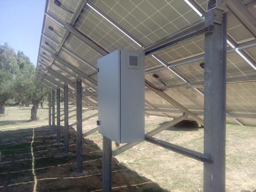 Πίνακας ηλιακού ινβέρτερ για άντληση νερού με φωτοβολταϊκά