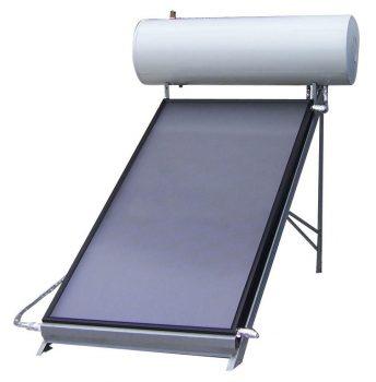 Ηλιακός συλλέκτης & μπόιλερ