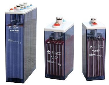 2 Volt μπαταρίες OPzS