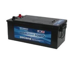 Μπαταρία βαθειάς εκφόρτισης Monbat Megalight AGM