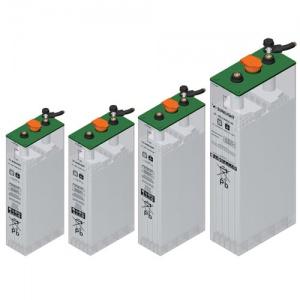 Μπαταρίες βαθιάς εκφόρτισης 2V SOPzS για αυτόνομα φωτοβολταϊκά