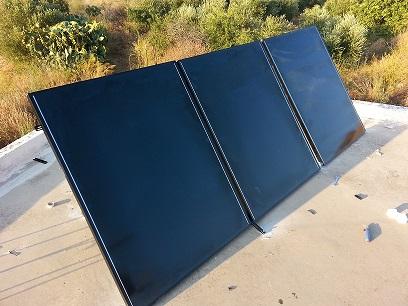 Αυτόνομο φωτοβολταϊκό σύστημα με Solar Frontier στην Κω