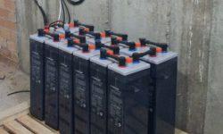 Μπαταρίες βαθιάς εκφόρτισης τεχνολογίας OPzS