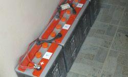Μπαταρίες βαθιάς εκφόρτισης OPzS