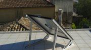 Φωτοβολταϊκό πάνελ υψηλής απόδοσης Solar Frontier