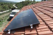 Πάνελ τεχνολογίας CIS Solar Frontier