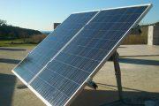 Φωτοβολταϊκά πάνελ 250W sσε αυτόνομο σύστημα για συναγερμό