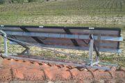 Βάσεις στήριξης φωτοβολταϊκών με κλίση σε κεραμίδια