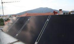 Φωτοβολταϊκά πάνελ Solar Frontier τεχνολογίας CIS