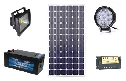Φωτοβολταϊκό για ηλιακό φωτιστικό δρόμου