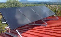 Φωτοβολταϊκά πάνελ υψηλής παραγωγής Solar Frontier