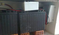 Ρυθμιστής φόρτισης και μπαταρίες βαθιάς εκφόρτισης