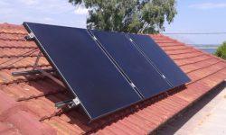 Πάνελ Solar Frontier σε αυτόνομο φωτοβολταϊκό