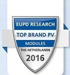 """Βραβείο """"Top PV Brand 2016"""" στη Solar Frontier"""