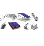 Βάσεις για φωτοβολταϊκά πάνελ για τσιμέντο ή κεραμίδια