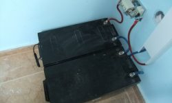 Μπαταρίες βαθιάς εκφόρτισης 12V 200Ah έκαστη