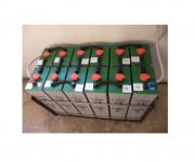 24βολτη συστοιχία μπαταριών 2V βαθιάς εκφόρτισης για φωτοβολταϊκά