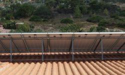 Βάσεις στήριξης φωτοβολταϊκών από ενισχυμένο χάλυβα γαλβανισμένο με διπλή επίστρωση