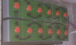 Δώδεκα 2βολτες μπαταρίες Sunlight (συστοιχία 24V) βαθιάς εκφόρτισης με 2500 κύκλους ζωής