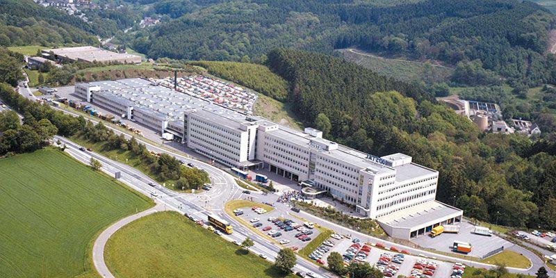 Οι εγκαταστάσεις της Kostal στη Γερμανία