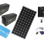 Αυτόνομο φωτοβολταϊκό πακέτο για εξοχική κατοικία Start Solar