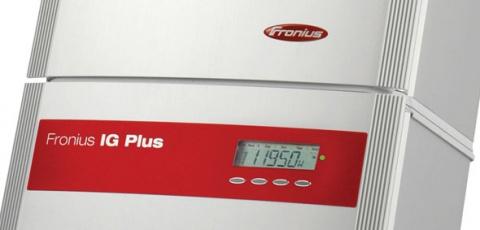Fronius IG PPLUS inverter με μετασχηματιστή