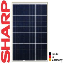 Φωτοβολταϊκό πάνελ Sharp κατασκευασμένο στη Γερμανία