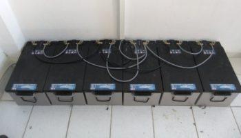 Μπαταρίες βαθιάς εκφόρτισης κλειστού τύπου AGM