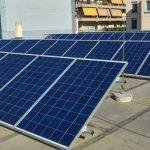 Φωτοβολταϊκό σύστημα ενεργειακού συμψηφισμού στην Κόρινθο