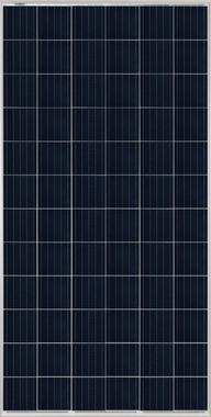 Φωτοβολταϊκό πάνελ για μεγάλα projects Sharp 330W 72 κυψελών και αντοχή μέχρι και 1500V DC