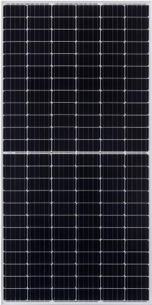 Φωτοβολταϊκό πάνελ τεχνολογίας PERC με half cells για μέγιστη απόδοση και υψηλή αξιοπιστία Sharp NU-BA 385W μονοκρυσταλλικό
