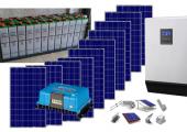 Αυτόνομο φωτοβολταϊκό πακέτο για εξοχικό Ultra Solar Plus