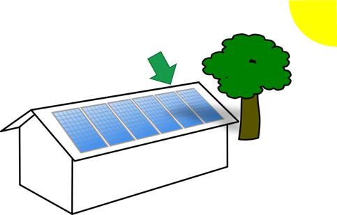 Βελτιστοποιητής απόδοσης σε φωτοβολταϊκά που σκιάζονται