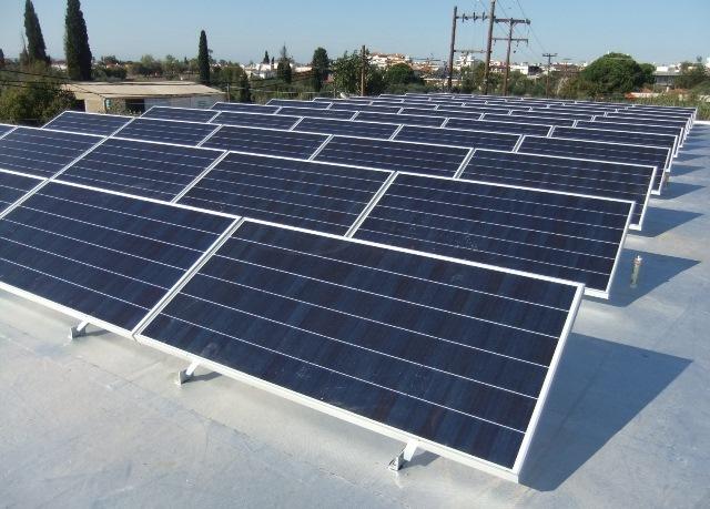 Μείωση λογαριασμών ρεύματος με φωτοβολταϊκά ενεργειακού συμψηφισμού σε επιχείρηση στην Αμαλιάδα