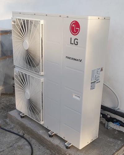 Αντλία θερμότητας για θέρμανση σε οικία στην Ηλεία