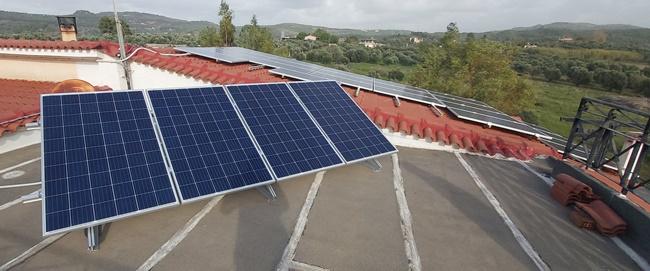Φωτοβολταϊκό 10kW Net Metering για μείωση λογαριασμών στον Πύργο Ηλείας