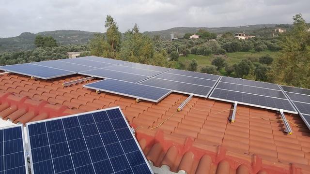 Φωτοβολταϊκό net metering για μείωση λογαριασμών ρεύματος στον Πύργο Ηλείας