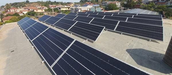 Φωτοβολταϊκά Sunpower Performance σε επιχείρηση στον Πύργο Ηλείας για μείωση λογαριασμών ρεύματος
