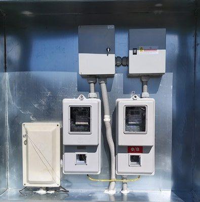 Μετρητής φωτοβολταϊκού net metering και πίνακες