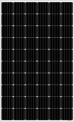 Φωτοβολταϊκό πάνελ Amerisolar 310W PERC μονοκρυσταλλικό