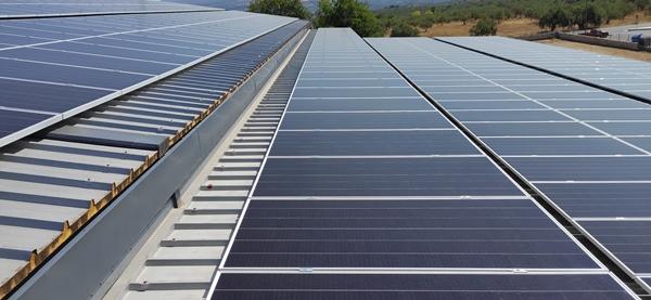 Φωτοβολταϊκό net metering 437kW σε βιομηχανική στέγη επιχείρησης στη Σπάρτη